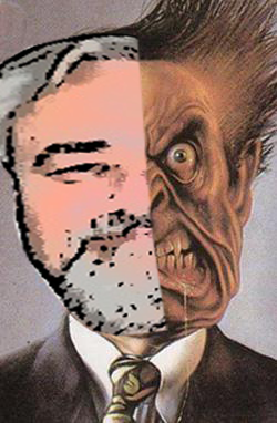 Two Face Mark Cole